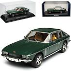 Norev - 1:43 - Jensen Interceptor 1976 - Dark Green