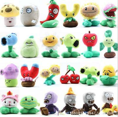 Gift Plants Toy PVZ Zombies 2 Stuffed vs Christmas Doll Soft Plush Baby Figures
