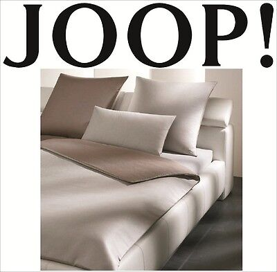 joop mako satin bettw sche 135x200 micro pattern 4040 7 ebay. Black Bedroom Furniture Sets. Home Design Ideas