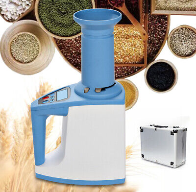 Digital Temperature Compensation Grain Moisture Meter Cereal Seed Moisture Meter