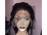Lace frontal - 100% raw virgin hair - Ear to ear
