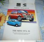 Austin Mini 1974 - 1971 parts catalogue