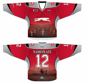 Looking to Purchase a 2017 Soo Greyhounds Remembrance Day Jersey
