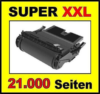 Toner Cartridge für Lexmark X642 X642e X644e X646e X646dte / X644H11E 21K - 21k Toner Schwarz