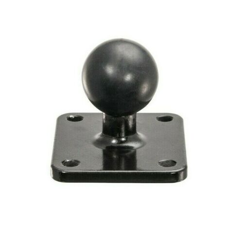 Arkon 25mm Ball with 4 Bolt Hole Metal AMPS Pattern Plate Adapter APMAMPS25MM