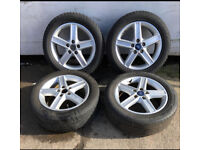 """16"""" inch Ford focus, Transit connect alloy wheels 5x108"""
