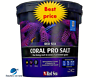 Red Sea Coral Pro Sea Salt 55 Gallon Bucket Salt Water Aquarium Mix Marine Reef