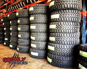 WOWWW !! 35 INCH for $879 For Limited Time!!! 35x12.5 R20 E Rated!! $879 ONLY/ALL 4.