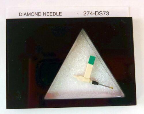 Generic Diamond Needle 274-DS73 - Replaces BSR ST-16, ST-17, Morse 59M-024