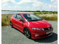 Honda Civic Type R GT, great condition.