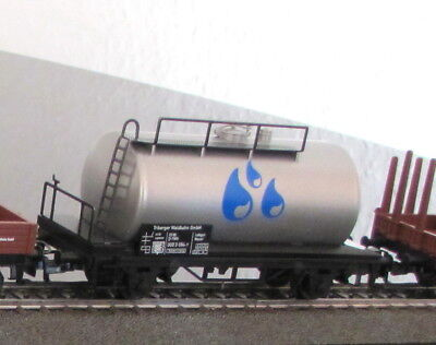 Aus Märklin H0 29310: ein Biodiesel - Kesselwagen / Tankwagen, neu