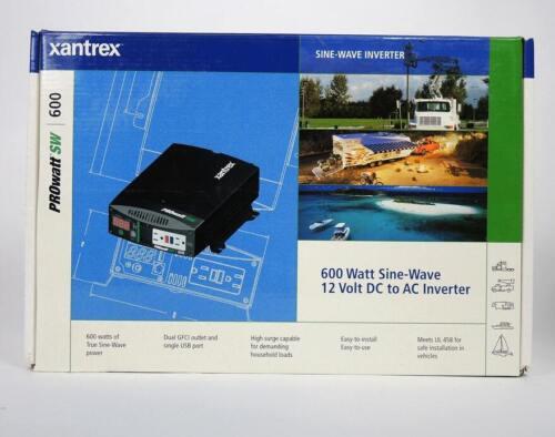 New Xantrex PROwatt SW600 True Sine Wave Inverter 806-1206