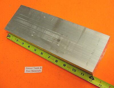 1 X 4 Aluminum 6061 Flat Bar 12 Long T6511 Solid Plate New Mill Stock 1.000