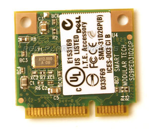 NEW-Dell-Fast-Boot-ON-FLASH-Module-Latitude-E6410-E6510-Precision-M4500-FW67Y