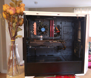 Gaming PC, GTX 1070 Asus Strix, i5 7500, DDR4, Win10 Pro