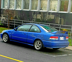 Honda Civic Dx 2000