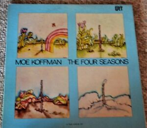 MOE KOFFMAN - 3 VINYL RECORDS