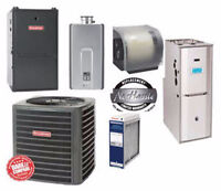 FURNACE, A/C, CONDO HEATER, FAN COIL,DUCT WORK, SERVICE $69(save