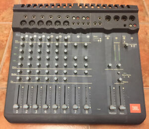 JBL EON Music Mix 10 Multi Channel Analog Mixing Console