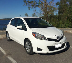 2012 Toyota Yaris LE Hatchback FOR SALE ASAP!!!