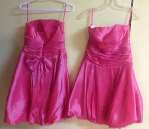 2 bridesmaid or prom dresses