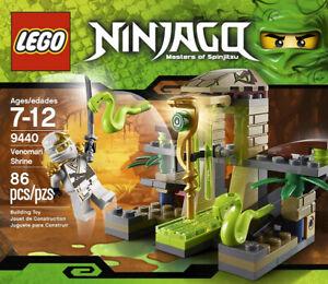 Lego 9440 - Venomari Shrine - Ninjago