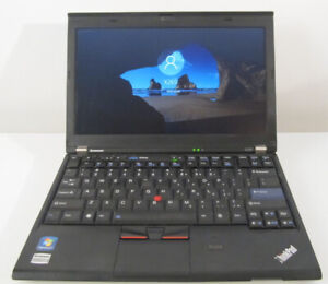 "Lenovo Thinkpad X220 12.5"" laptop"
