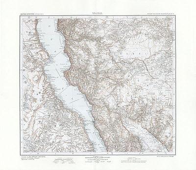 Deutsch Ostafrika - Udjidji Udschidschi Tansania Tanganjikasee Kolonialatlas 20