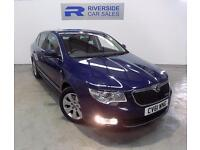 2011 Skoda Superb 1.6 TDI CR Elegance GreenLine II 5dr 5 door Hatchback