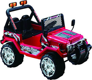 12V Ride on Jeep Wrangler Style - Christmas Special Kitchener / Waterloo Kitchener Area image 3