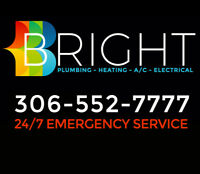 BRIGHT - Fast and Affordable - Certified Electrician-24/7