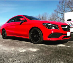 2017 Mercedes CLA250 LEASE TAKE OVER, LOW PAYMENT