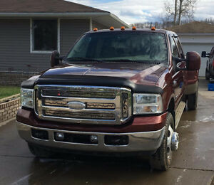2006 FORD F-350 KING RANCH DUALLY