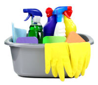 WANTED! Office Cleaning - St. Cath - Once Monthly