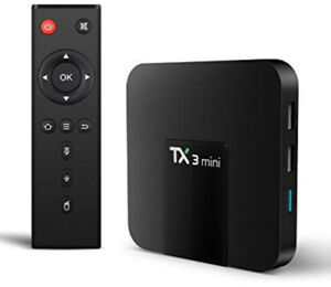 Android Boxes And IPTV