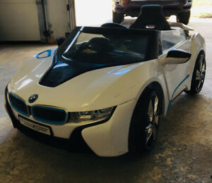 Kids electric BMW Spyder for sale.