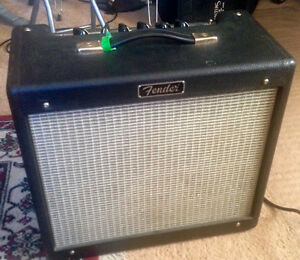 Fender Blues Junior iii  tube amp