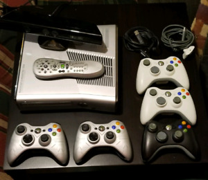 Limited Edition Xbox 360 with Controllers & Games