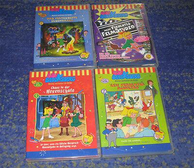 Bibi Blocksberg PC Sammlung mehrere PC Spiele DEUTSCH wochenlanger Spielspaß