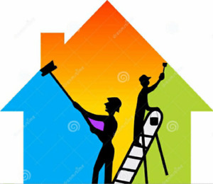 Painter. Condos and homes