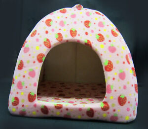 Doghouse Pet Travelling Car Cushion Hideout Bed Sleeper Kennels