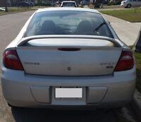 2005 Dodge Neon Sx 2.0 Sedan