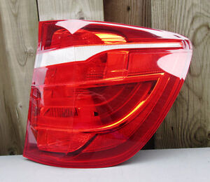 BMW X3 F25 REAR TAIL LIGHT RIGHT SIDE USED OEM 11 - 15