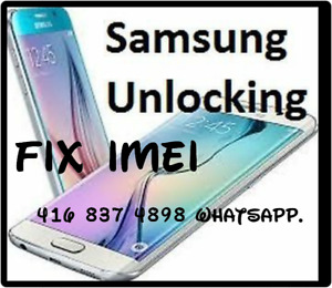 Bad IMEI REPAIR no network S8 S7 S6 NOTE8 frp LG G6 G5 G4 G3 ALL