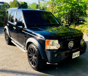 2008 LAND ROVER LR3 HSE 4.4 AWD 7 PASSENGER SAFETY AND ETEST