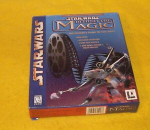 Star Wars Behind The Magic - Lucas Arst Softw.