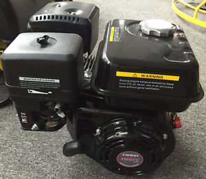 Gasoline engines 6.5HP and 13HP Brand new One year Warranty