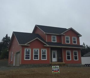 New Price!! Beautiful New 2 Storey In Portugal Cove!!