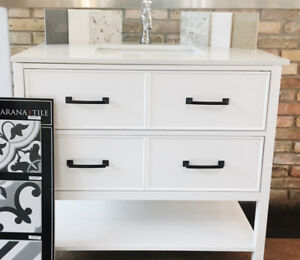 EVERYTHING FOR BATHROOM & KITCHEN:VANITY, CABINETS,SHOWER & MORE