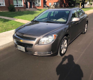 2011 CHEVROLET MALIBU LT - FULLY LOADED MUST SEE!!
